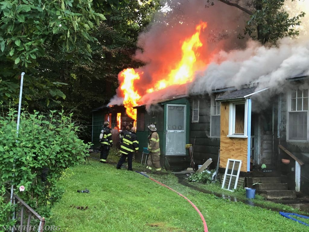 Department 17's Structure Fire (Not to be used without permission)